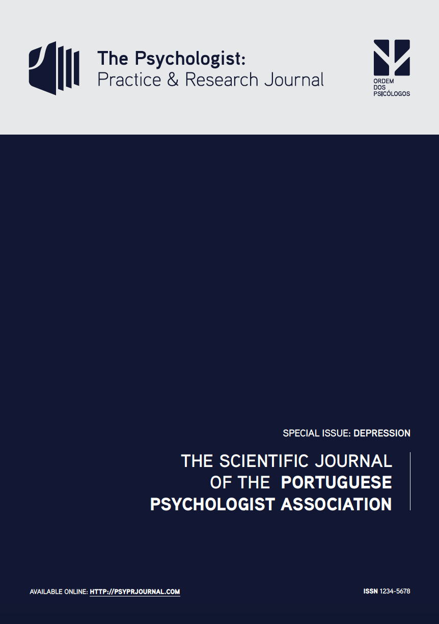 The Psychologist: Practice & Research Journal
